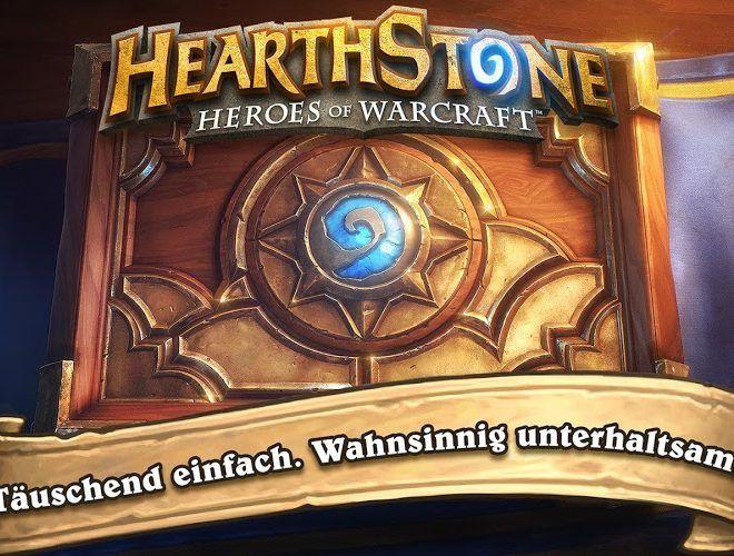 Spiele Hearthstone app auf PC 3