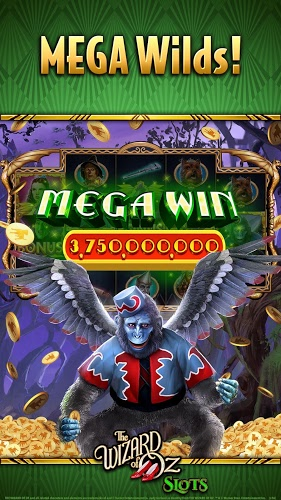 Play Wizard of Oz Free Slots Casino on PC 4