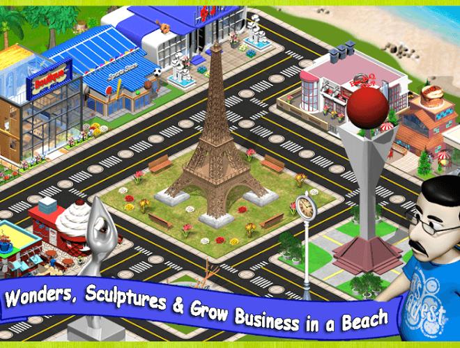 เล่น Dream City pc on PC 3
