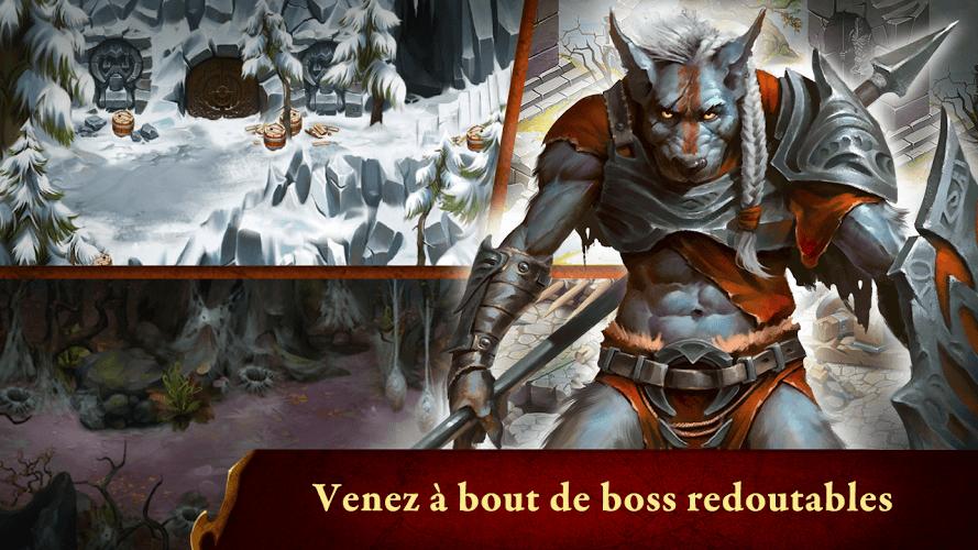 Jouez à  Guild of Heroes sur PC 12