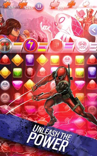 Play Marvel Puzzle Quest on PC 18