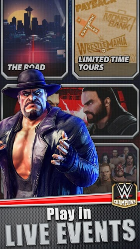 Play WWE Champions Free Puzzle RPG on PC 7
