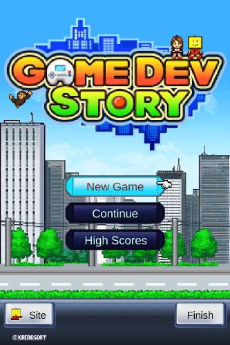 เล่น Game Dev Story on PC 16