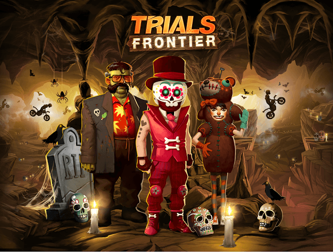 Play Trials Frontier on PC 3