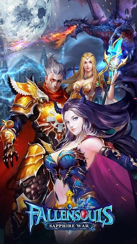 Play FallSouls – SapphireWar on PC 12