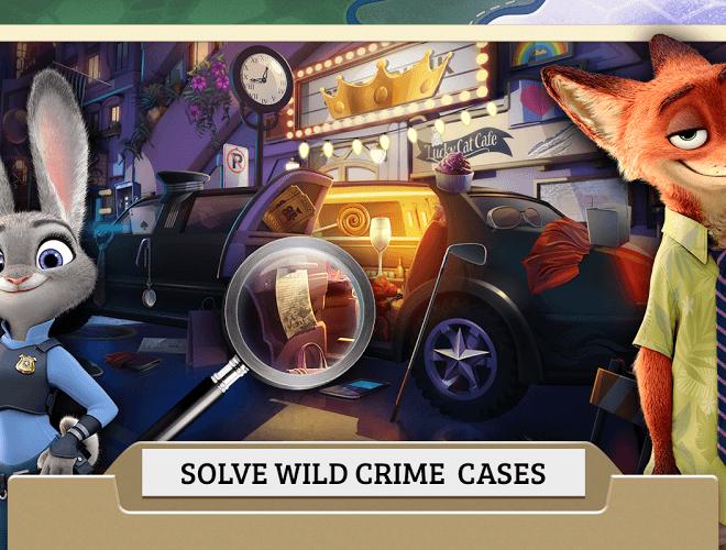 Play Zootopia Crime Files on PC 1