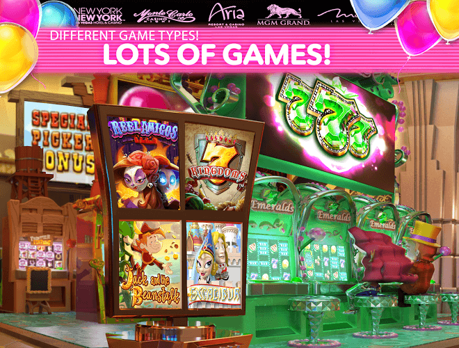 Play POP! Slots – Slots Free Casino on PC 14