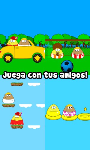 Juega Pou on PC 7