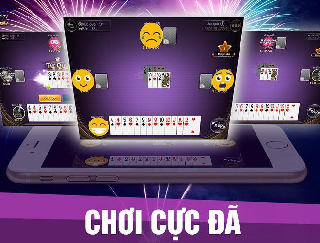 Chơi Zing Play Tienlen on PC 7