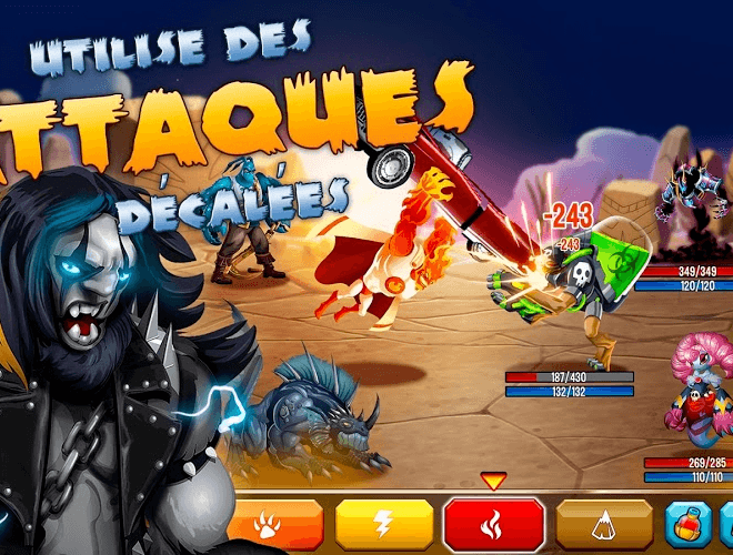 Jouez à  Monster Legends – RPG sur PC 3