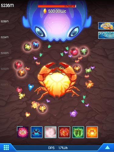 Играй Война крабов (Crab War) На ПК 17