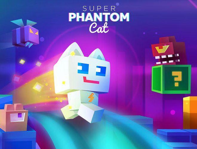 Chơi Super Phantom Cat on PC 6