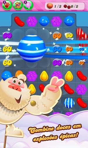 Jogue Candy Crush para PC 4