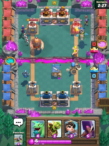 Jogue Clash Royale para PC 13