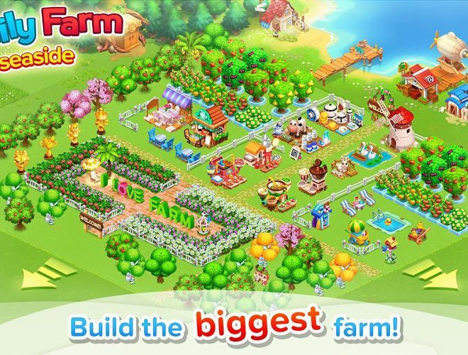 Play Family Farm seaside on PC 10