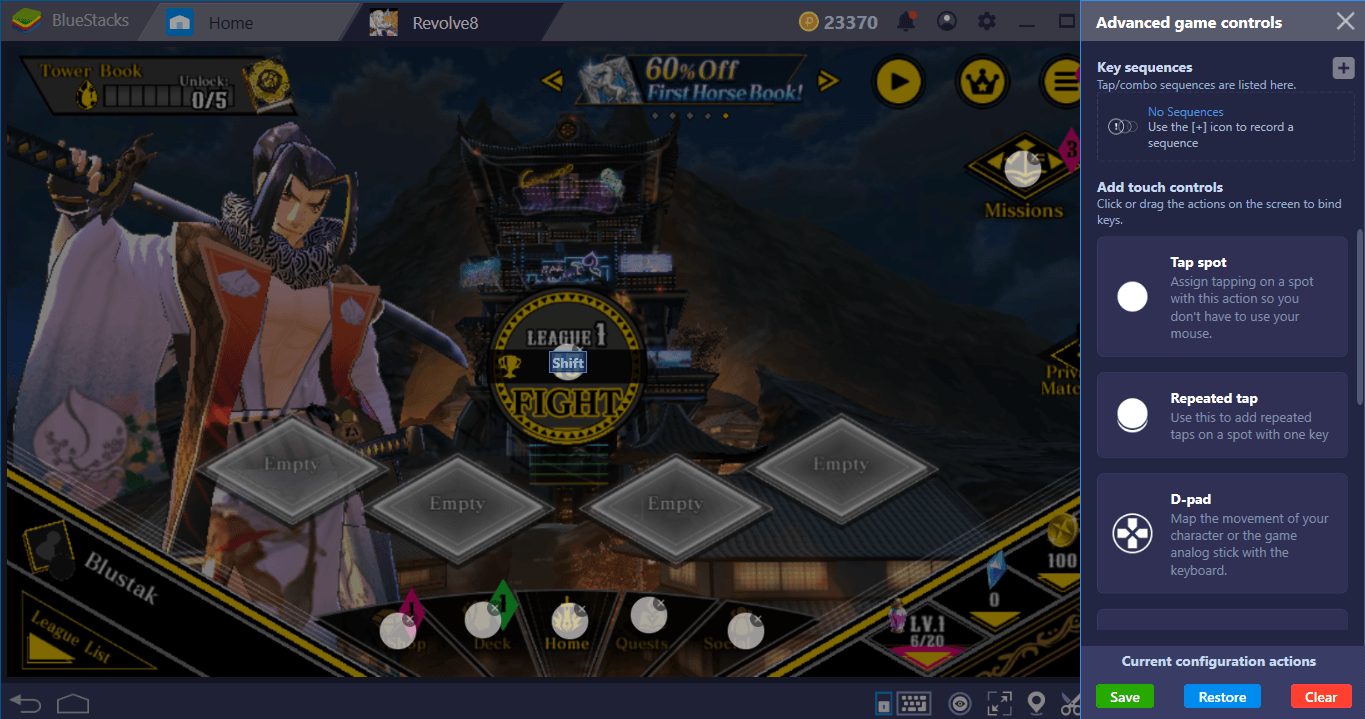 BlueStacks Setup Guide For Revolve8: How To Install & Configure The Game