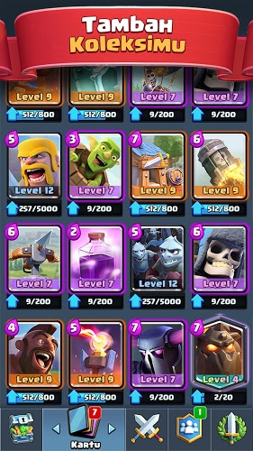 Main Clash Royale on PC 5