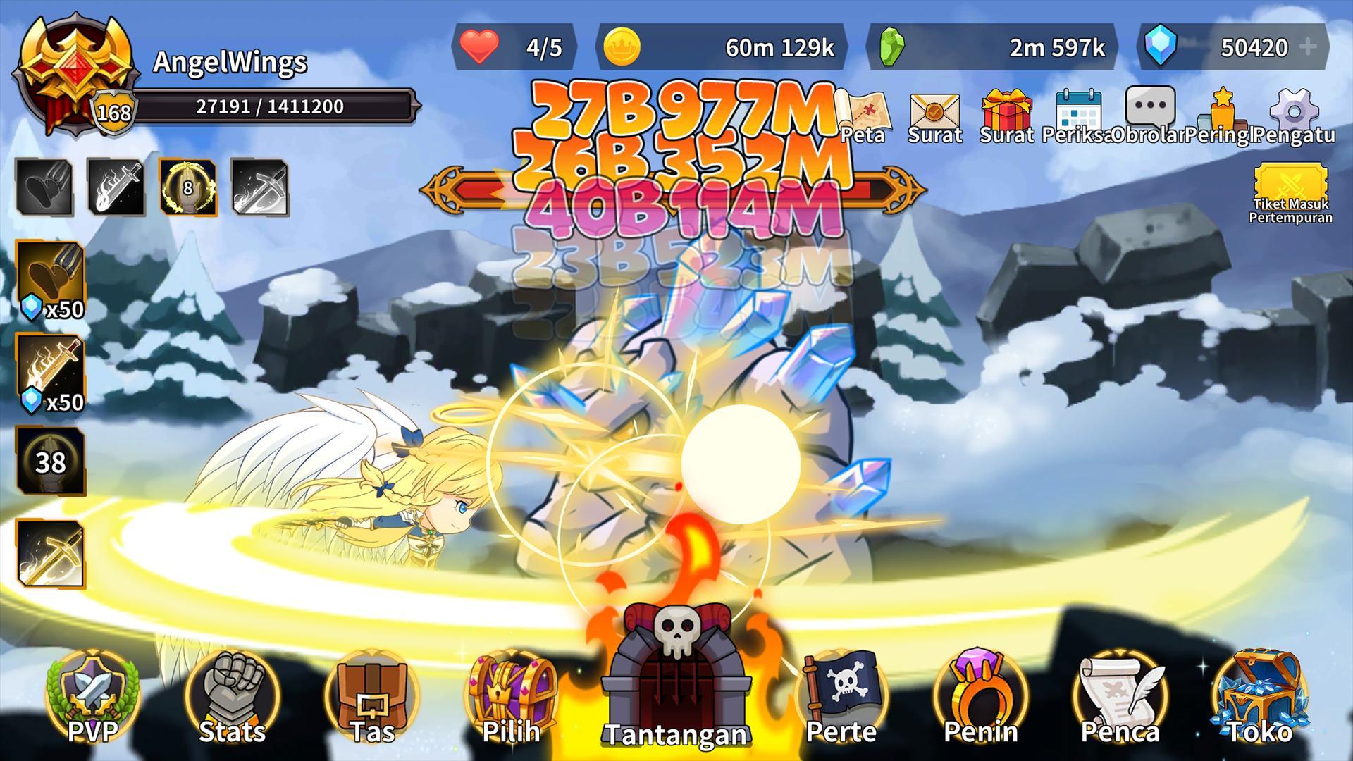 Raising Archangel – RPG Idle Kasual Baru Akan Hadir di Android dan iOS pada bulan Januari 2021