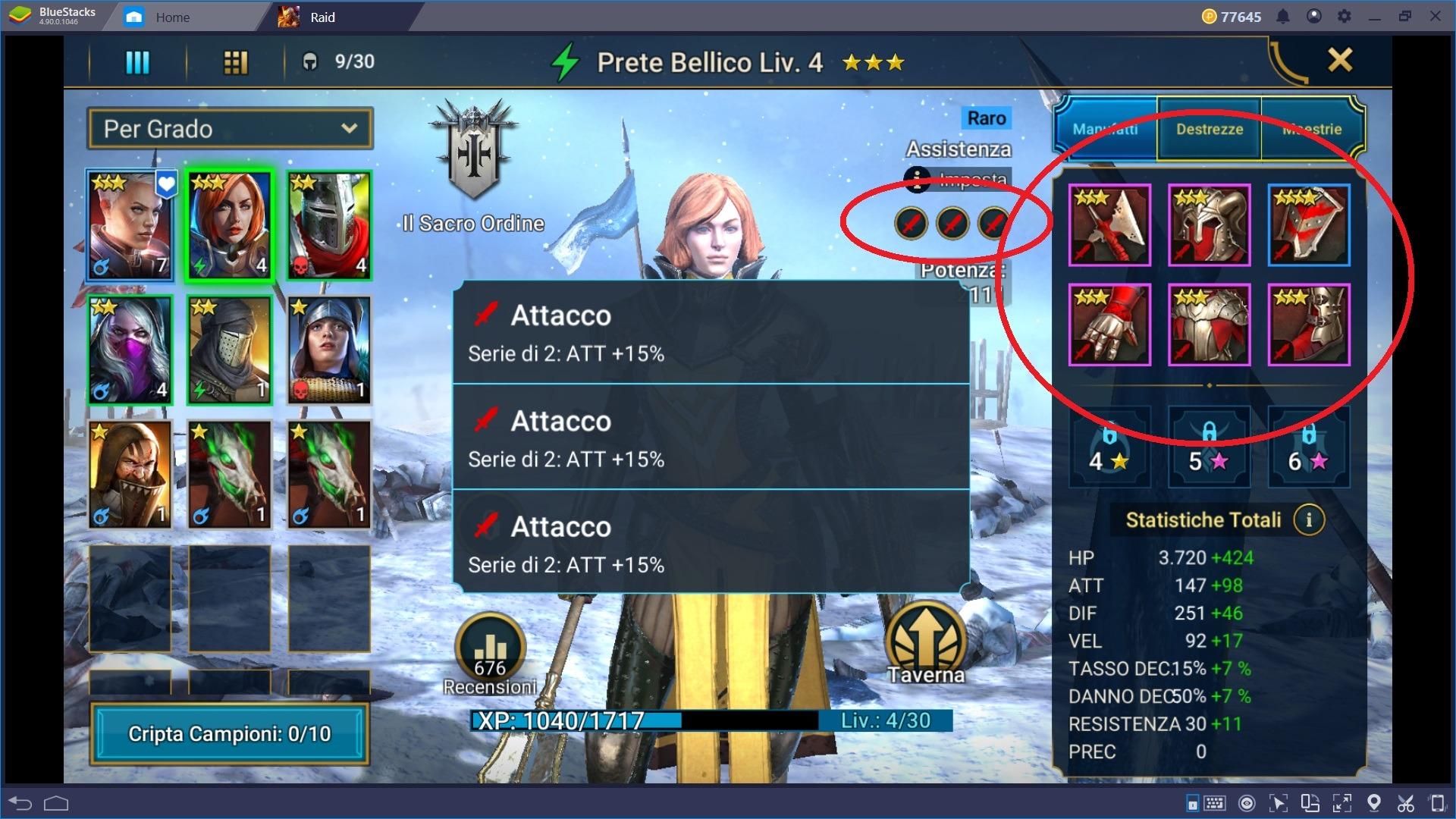 La Guida per i Nuovi Giocatori di RAID: Shadow Legends