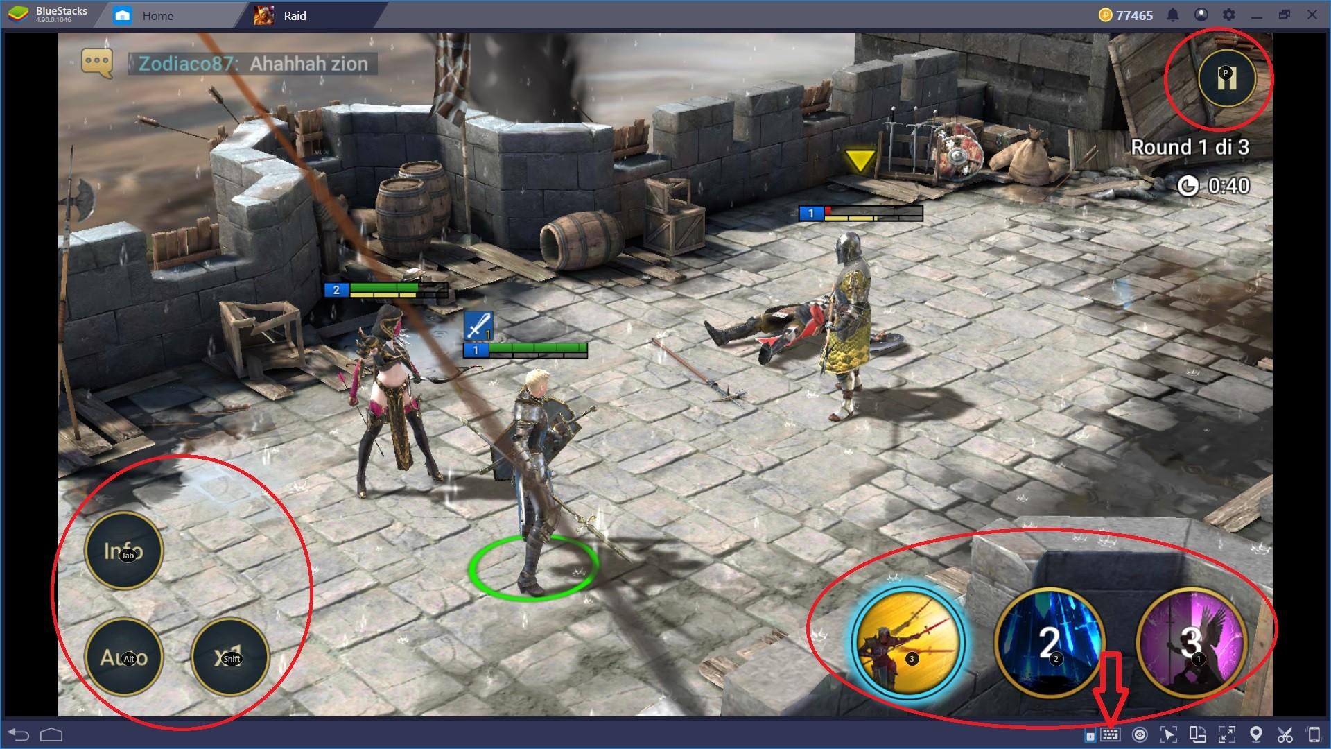 Diventa un Eroe di Teleria e Gioca a RAID: Shadow Legends con Bluestacks!