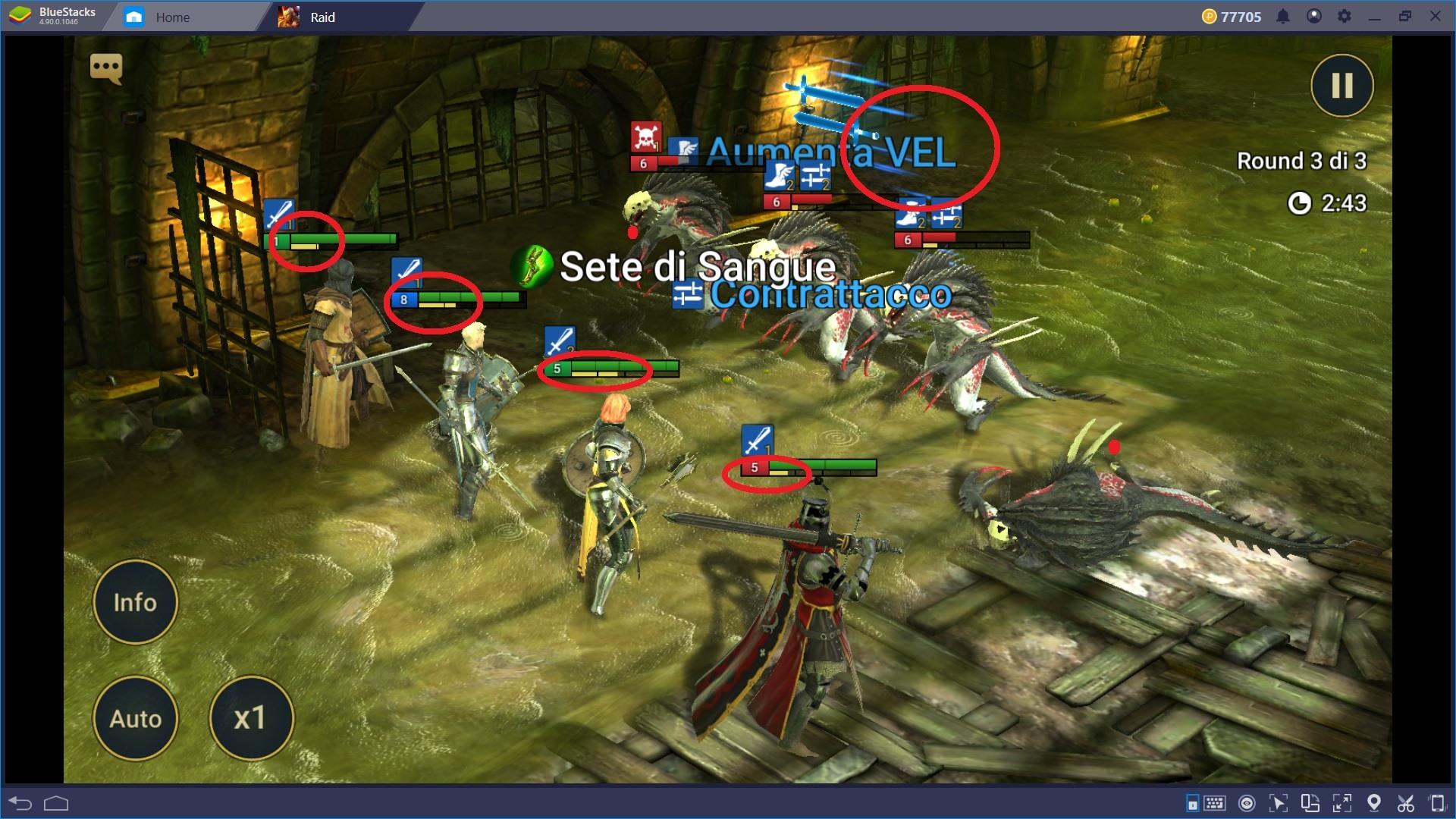Tutto ciò che devi sapere sul combattimento in RAID: Shadow Legends