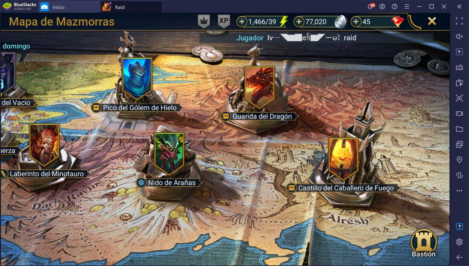 RAID: Shadow Legends – La Mejor Guía Para Farmear XP, Plata, y Todos los Demás Recursos