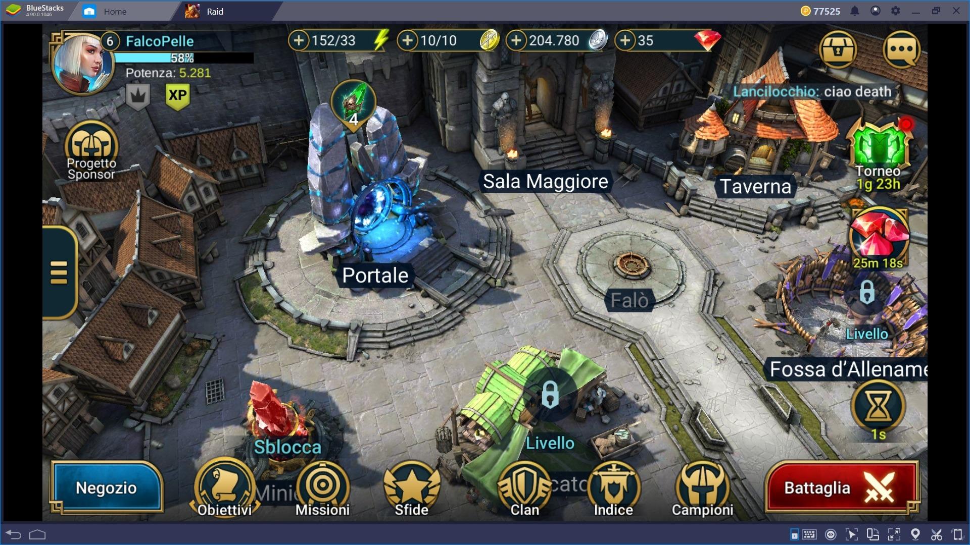 La Recensione di RAID: Shadow Legends, il nuovo fantasy game di Plarium