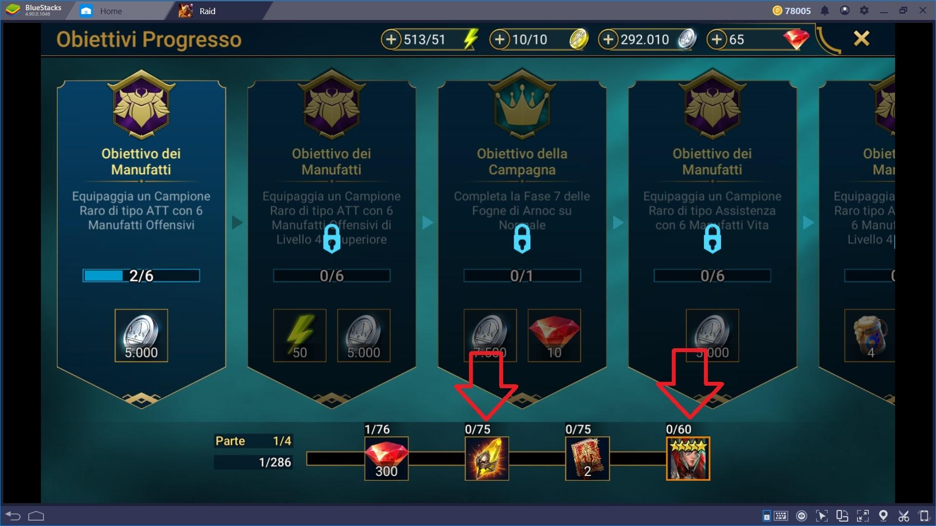 Come ottenere nuovi Campioni in RAID: Shadow Legends