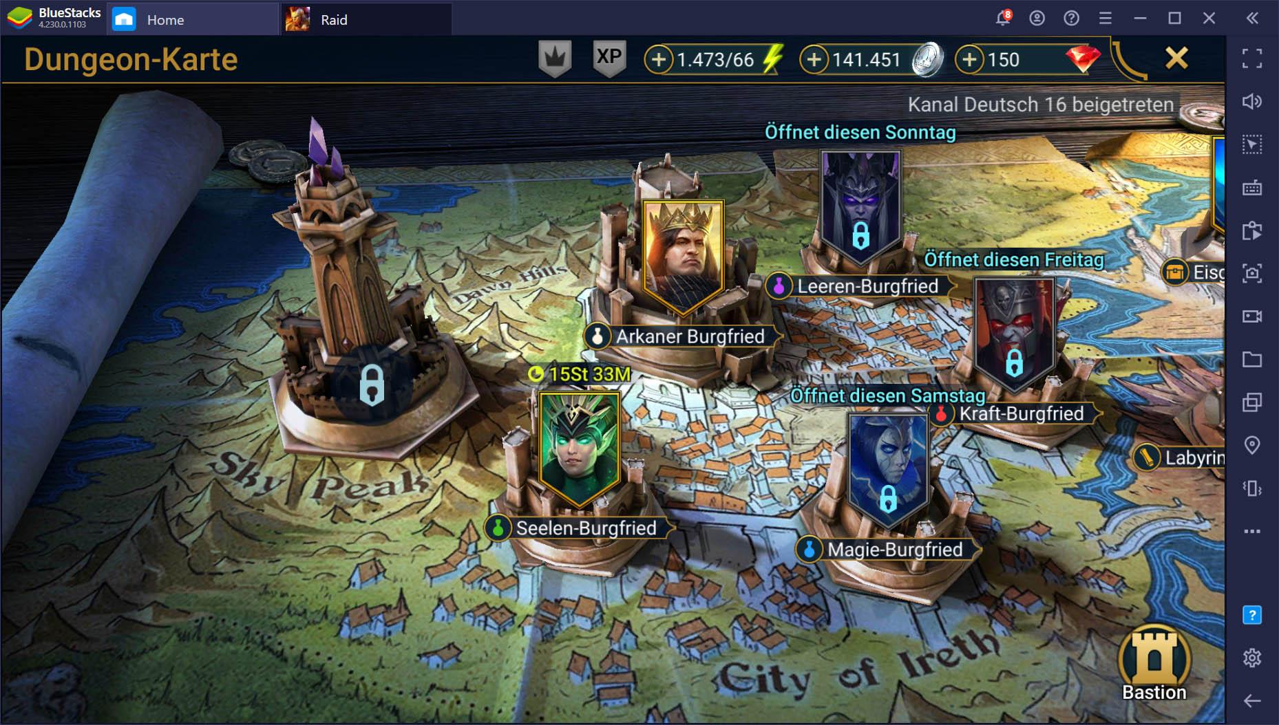 RAID: Shadow Legends – Anfängertipps und Leitfaden für deinen Spielfortschritt