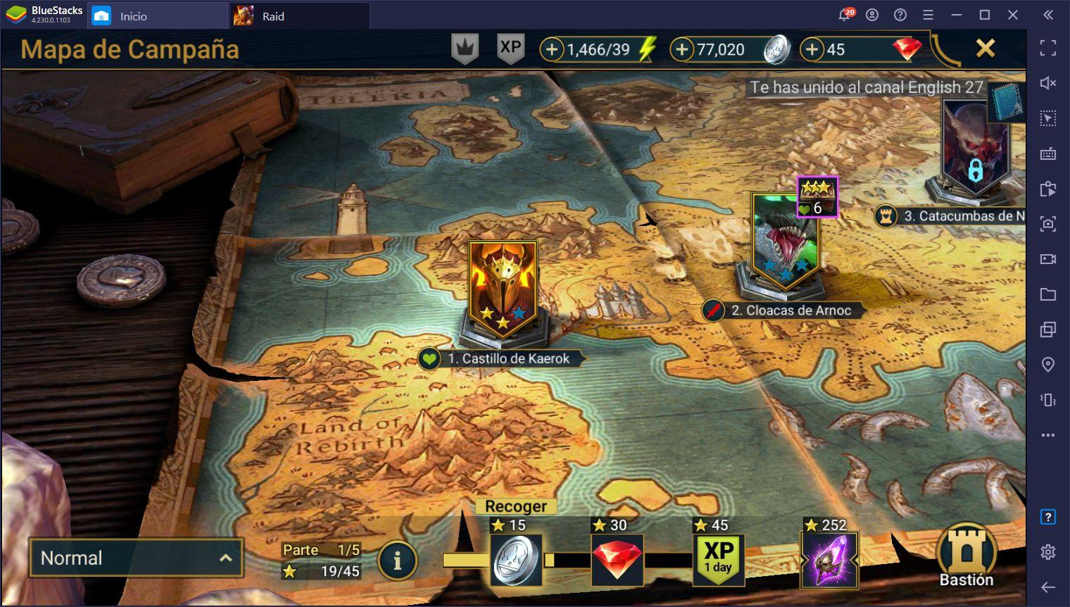 RAID: Shadow Legends – Trucos y Consejos Para Principiantes y Guía de Progresión