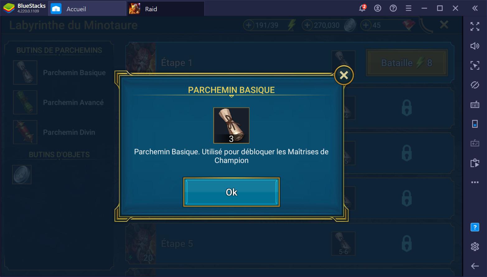RAID: Shadow Legends – Comment farmer de l'XP, de l'argent et toutes les autres ressources