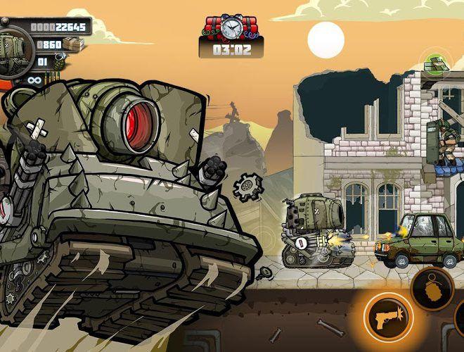Играй Metal Soldiers 2 На ПК 16