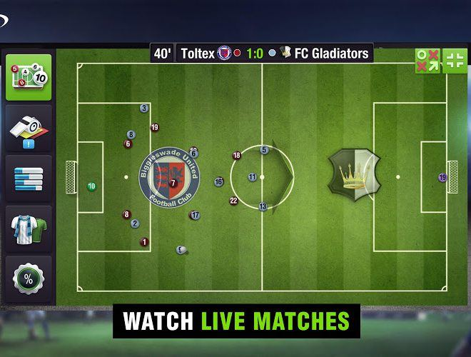Play Top Eleven 2015 on pc 12