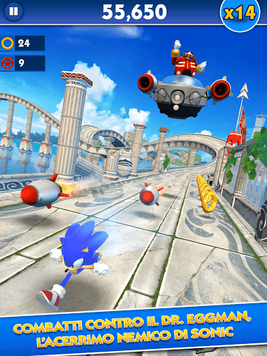 Gioca Sonic Dash on pc 7