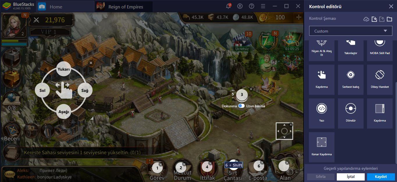 Bilgisayarınızda Reign of Empires – Epic Battle Tactics Oynayın: BlueStacks Kurulum Rehberi