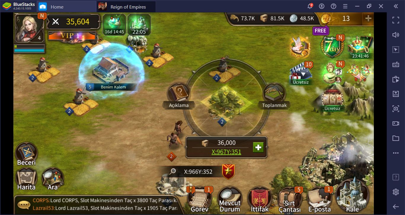 Yeni Başlayanlar İçin Reign of Empires – Epic Battle Tactics Rehberi