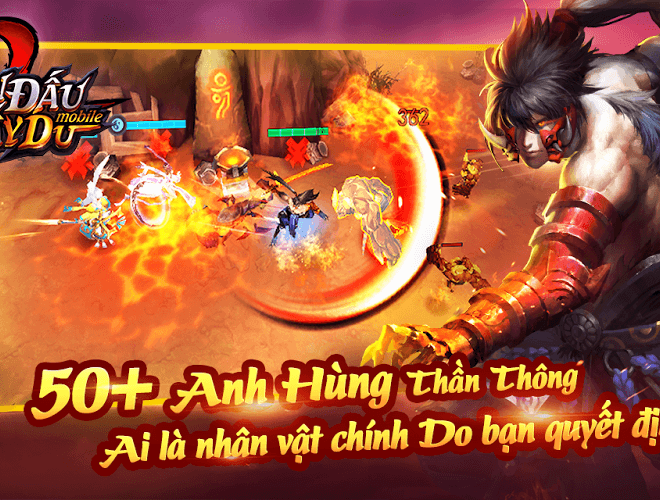 Chơi Loan Dau Tay Du on pc 6