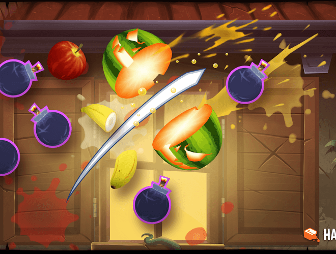 Play Fruit Ninja Free on PC 3