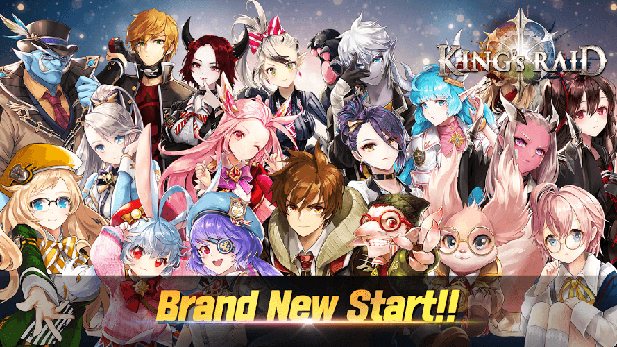 Play King's Raid on PC 21