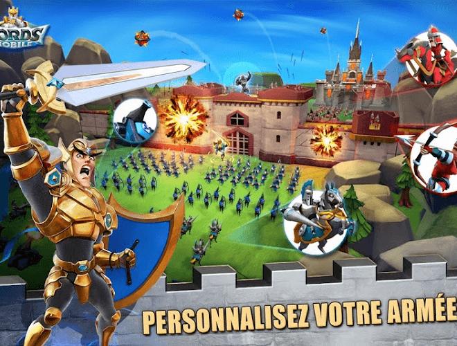 Jouez à  Lords Mobile sur PC 3