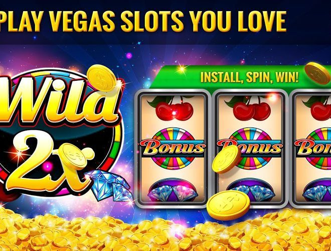 Play House of Fun Slot Machines on PC 12
