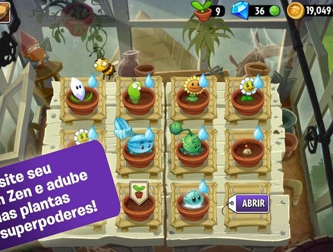 Jogue Plants vs Zombies 2 on pc 17