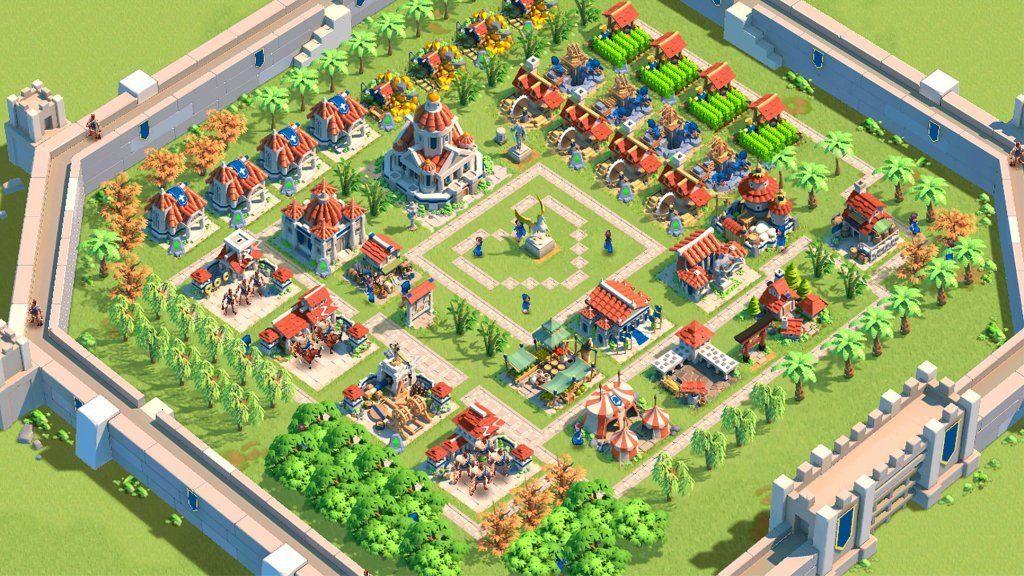 Rise of Kingdoms. Гайд по городу