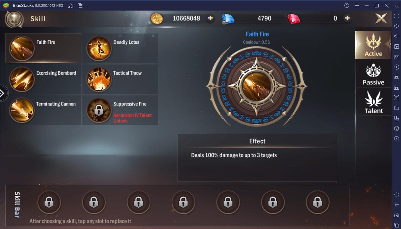 Le Guide de BlueStacks pour Améliorer Votre Personnage dans Rage of Dragons