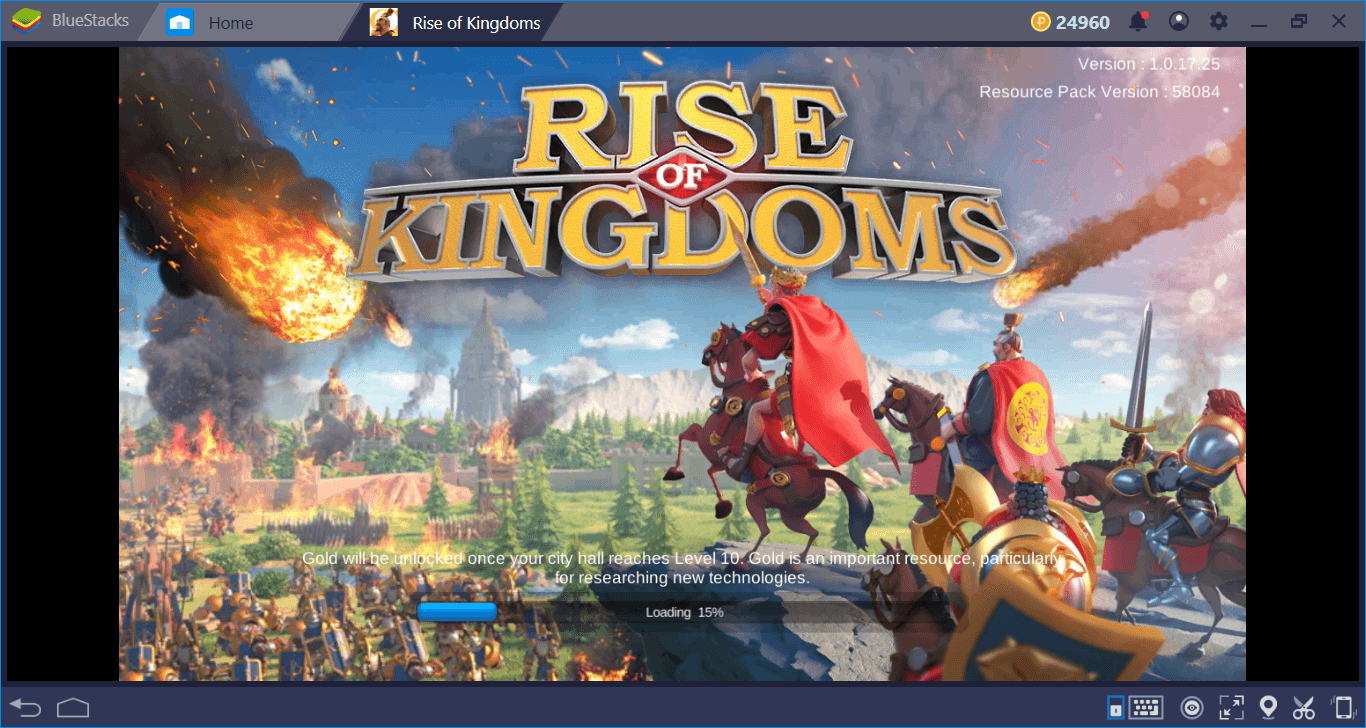 Rise Game