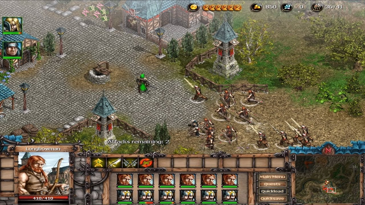 Top 11 War Games For Android (Part 1)