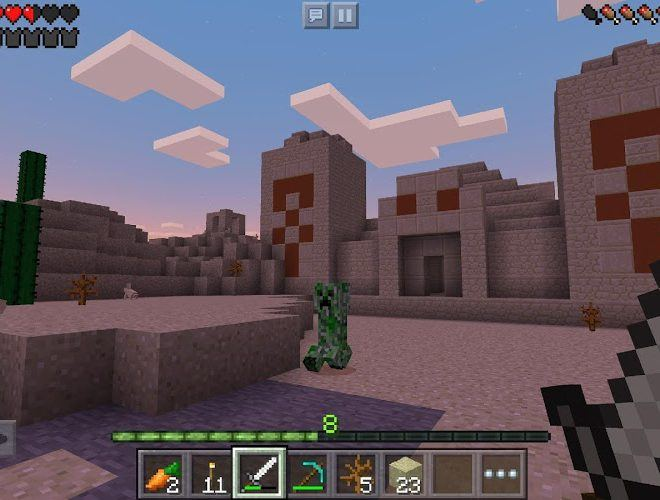 Play Minecraft on PC 15
