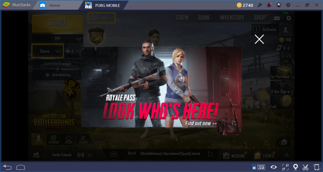 What You Need To Know About the New PUBG Mobile Royale Pass System
