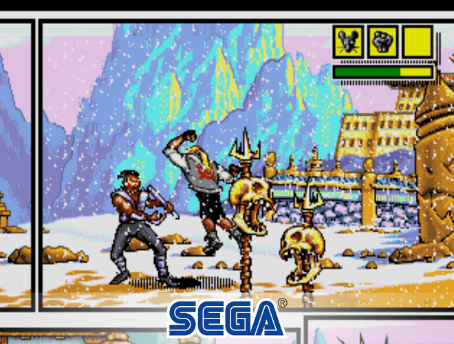 Play Comix Zone on PC 4