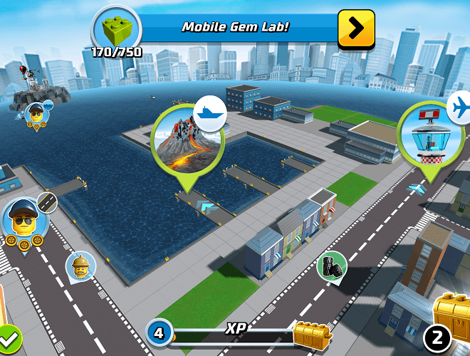 Chơi LEGO® City My City 2 on PC 2